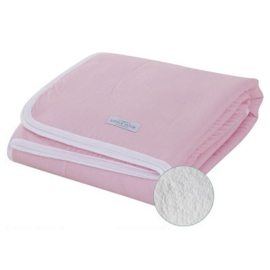 Wiegdeken Little Dutch - Pure & Soft roze
