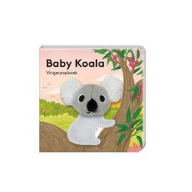 Vingerpopboekje wilde dieren - Koala