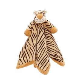 Knuffeldoekje Teddykompaniet Diinglisar Wild tijger