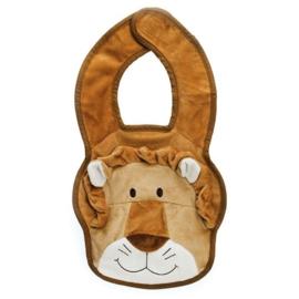 Slabber (waterdicht) Teddykompaniet Diinglisar Wild leeuw
