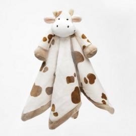 Knuffeldoekje Teddykompaniet Diinglisar Limited koe