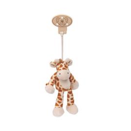 Buggyhanger Teddykompaniet Diinglisar giraffe