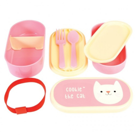 Kinder lunchbox Rex London - Cookie the Cat