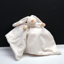 Knuffeldoekje Teddykompaniet Floppys creme