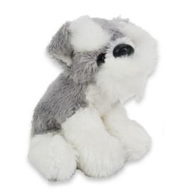 Knuffel hond Schnautzer