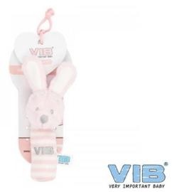 Squeaker piepknuffel VIB