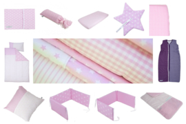 Wiegdeken Little Dutch - Pure & Soft roze