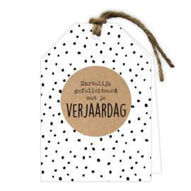 Label-wenskaarten