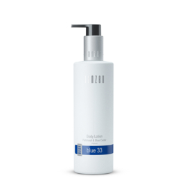 Body Lotion blue 33, JANZEN