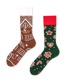The Gingerbread Man sokken, regular