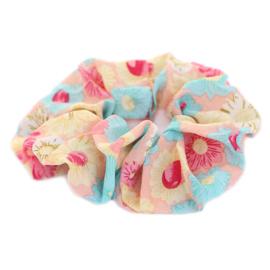 Scrunchie flowers, LOVE IBIZA