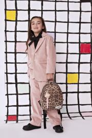 Rugzak Leo Camel Pink S, Zebra