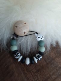Speenkoord dalmatiër/vos groen