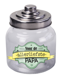 Snoeppot Papa