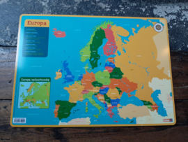 Placemat Europa