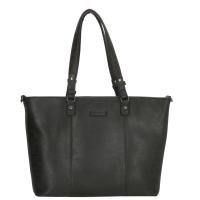 Shopper Kate zwart 15 inch , Enrico Benetti