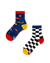 Formula racing sokken, kids