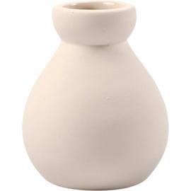 Porselein vaasje (druppel)