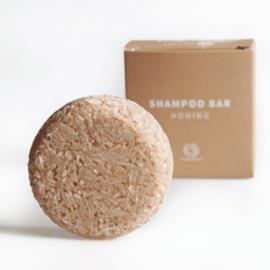 Shampoo Bar Honing, KRULLEND DROOG PLUIZIG EN BESCHADIGD HAAR