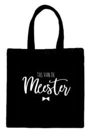 Tas van de meester, zwart