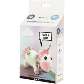 Funny friends unicorn, roze