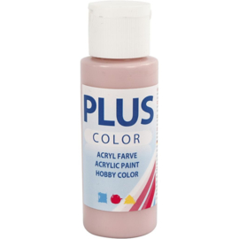 Plus color acrylverf Dusty Rose