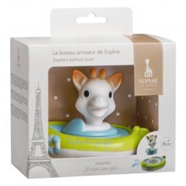 Sophie de giraf badspeeltje boot