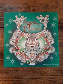 KLeurboek Masja's Christmas