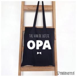Tas van de liefste OPA, Miekinvorm
