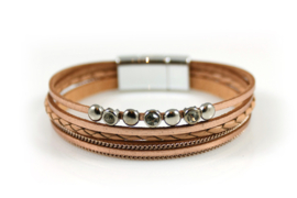 Luxe armband rose gold