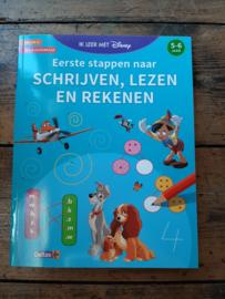 Eerste stappen naar schrijven, lezen en rekenen, 5-6 jaar