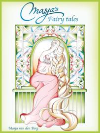 Kleurboek Masja's Fairy tales