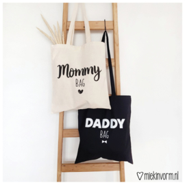 Daddy bag, Miekinvorm