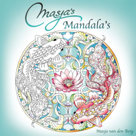 Kleurboek Masja's Mandala's