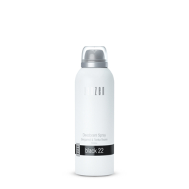 Deodorant Spray black 22, JANZEN