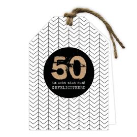 50 is echt niet oud