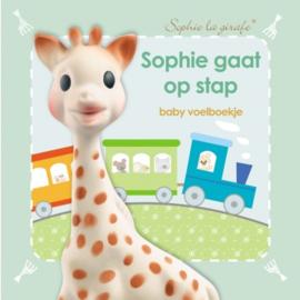 Sophie gaat op stap,  voelboekje