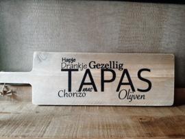 Steigerhouten serveerplank Tapas