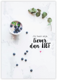 Liever dan LIEF