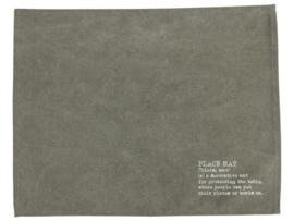 Place mat