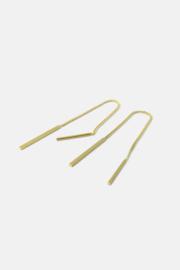 Earrings to wear through your ear, Studio MHL