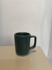 Beker espresso, groen