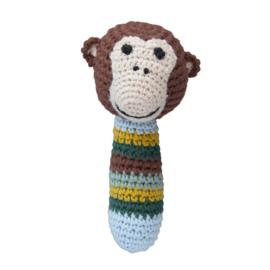 Gehaakte aap rammelaar, Global Affairs.
