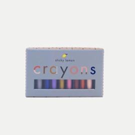 Crayons, Sticky Lemon