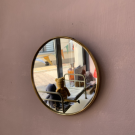 Marokkaanse ronde  spiegel