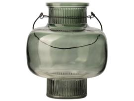 Glazen lantaarn groen, Gusta