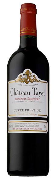Bordeaux en appletaties / Château Tayet Prestige