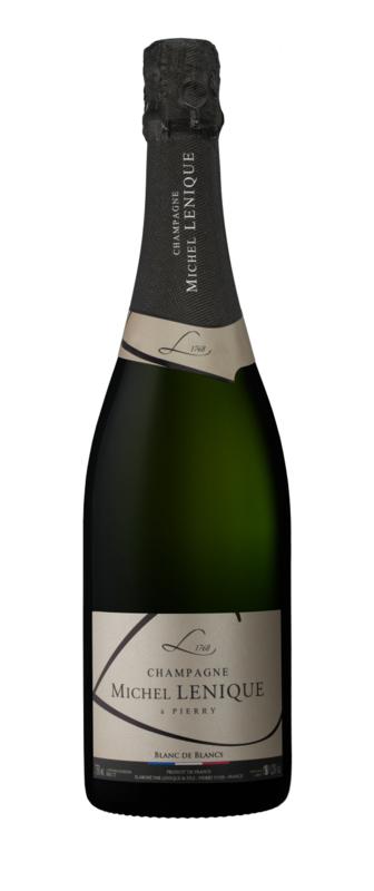 Champagne Lenique blanc de Réserve