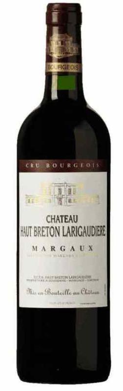 Château Haut Breton Larigaudière 2015