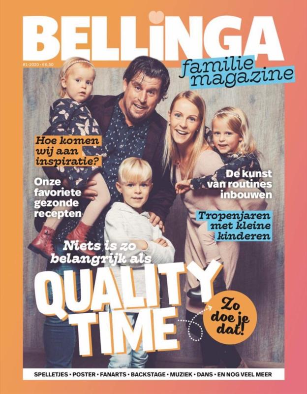Bellinga Familie Magazine - Bestel NU